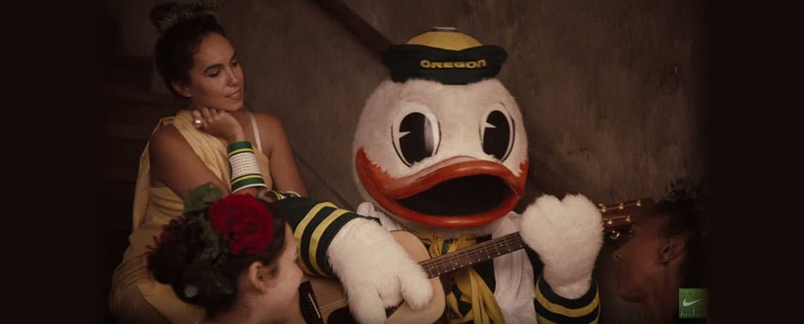 Nike Celebrates Oregon Athletics With 'Shout' Remake: Watch Now!