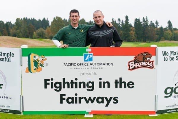 Civil War Championship - Fighting in the Fairways - Golf tournam
