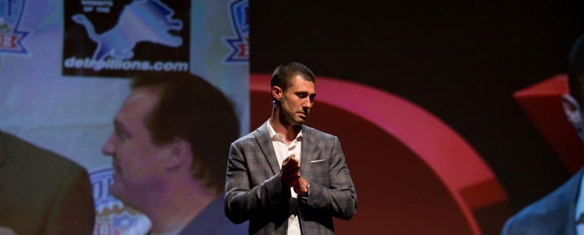 Perceptions of Perfection | Joey Harrington's TedxTalk Is Still A Must Watch