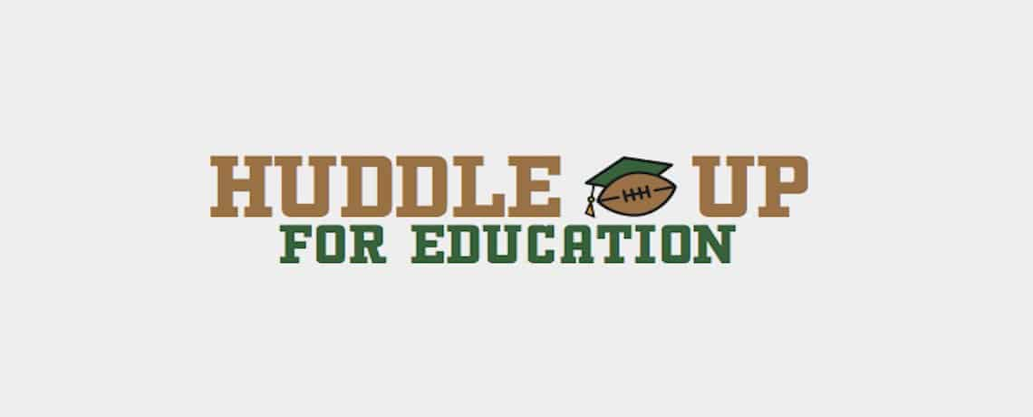Huddle Up for Education: Donate Now Through August 8!