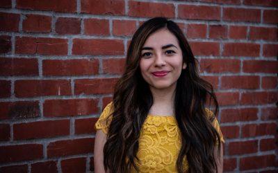 Scholar Spotlight: Karen Espinoza