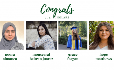 Harrington Family Foundation Announces Eighth Annual Scholarship Recipients